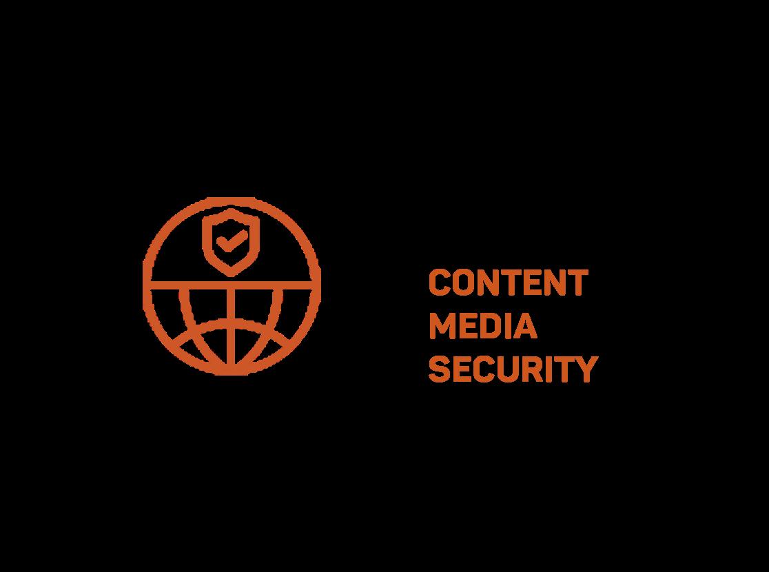 Content Media Security