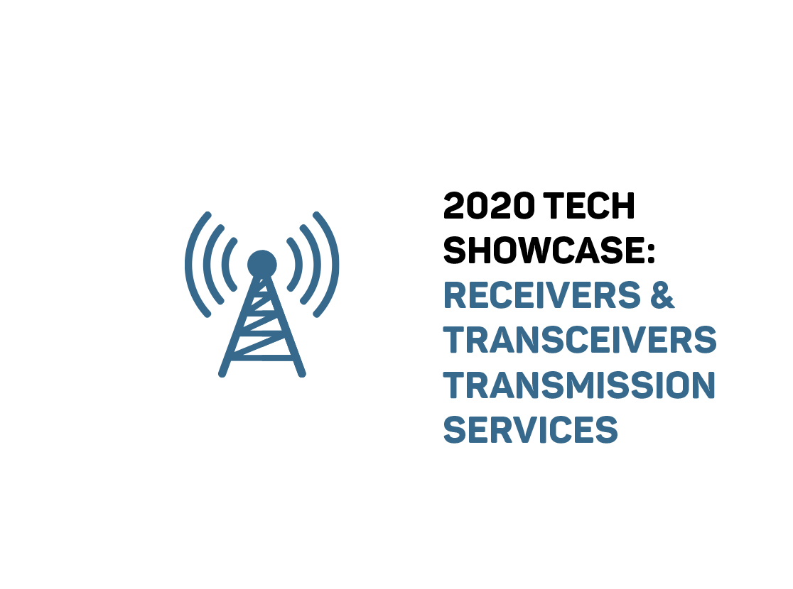 Receivers & Transceivers Transmission Services